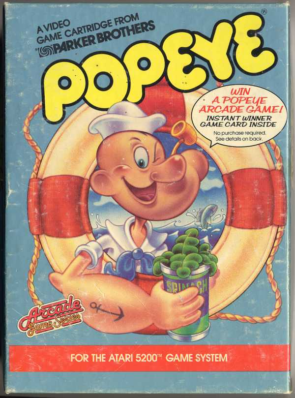 Popeye Box Scan (Front)